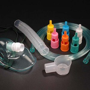 Oxygen Mask Tubing & Connectors