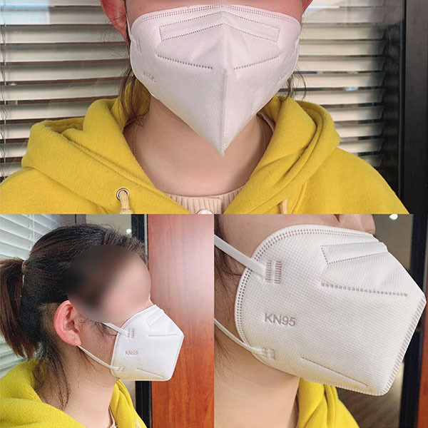 Disposable KN95 Dust Mask